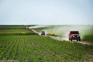 Granica Wschodnia - Linia Mołotowa 6-13.06.2020